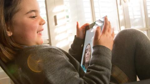 5-jährige Tochter rettet ihrer Mutter via FaceTime das Leben
