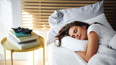 Innerhalb von 2 Minuten einschlafen: Mit dieser Militär-Methode klappt es sofort