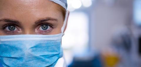 """""""SonoMask"""": Mund- und Nasenschutz, der 99 % der Viren abtötet und ein Jahr lang schützt"""