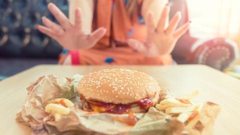 Orthorexie: Bei dieser Essstörung kommt es nicht auf die Menge des Essens an
