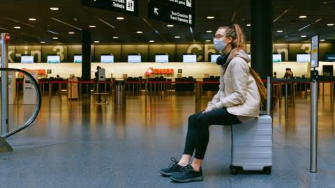Corona-Mutation sorgt für Ausnahmezustand auf deutschen Flughäfen