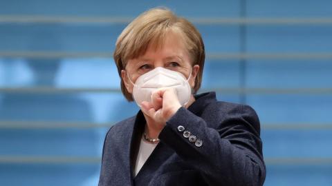 Covid-19: Wann ist Angela Merkel mit der Impfung dran?