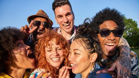 Darum sind Menschen mit weniger Freunden besser dran