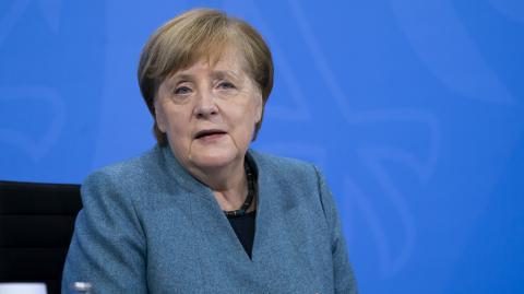 Corona-Mutationen: Angela Merkel geht von höheren Zahlen aus