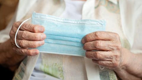 Europas älteste Frau überlebt Covid-19 vor ihrem 117. Geburtstag