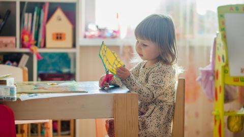 Für immer vereint: 5-Jährige kann dank ihrer Vorschullehrerin weiterleben