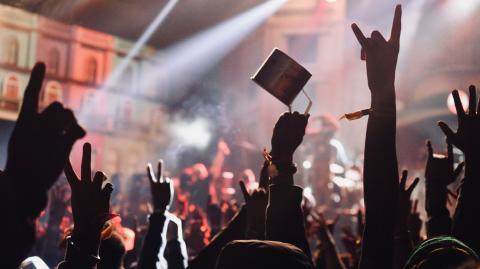 Party statt Pandemie: Tausende Chinesen feiern im ehemaligen Corona-Epizentrum