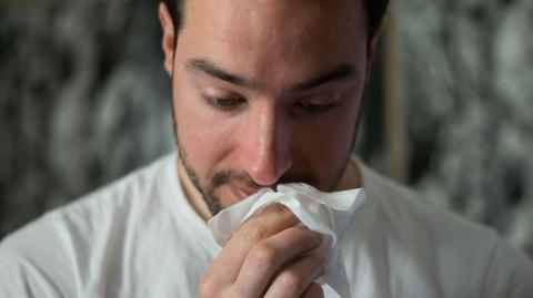 Allergiker profitieren vom Schutz von medizinischen Masken