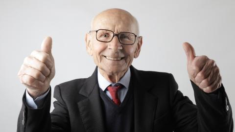 Die Ältesten im Kampf gegen Covid-19: Diese Hundertjährigen haben Corona überlebt