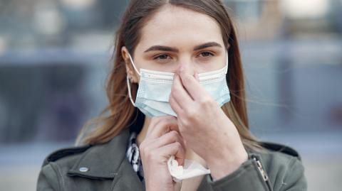 Corona trotz Impfung: Diese vier Symptome deuten auf eine Erkrankung hin