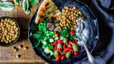 Studie: Vegane Ernährung kann vor schwerem Covid-Verlauf schützen