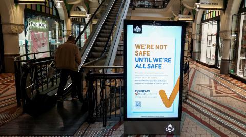 """Komplett unanständig"": Australiens Regierung wegen fragwürdigem Anti-Corona-Werbespot in der Kritik"