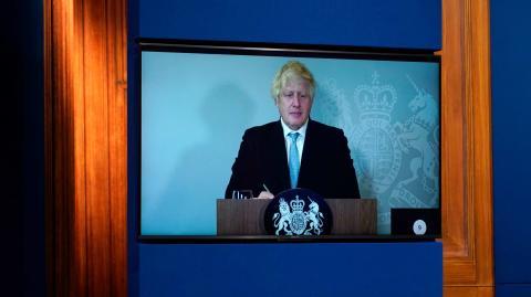 """Johnson macht """"Demokratie im Peking-Stil"""": Er will nur Geimpfte zurück an die Uni lassen"""