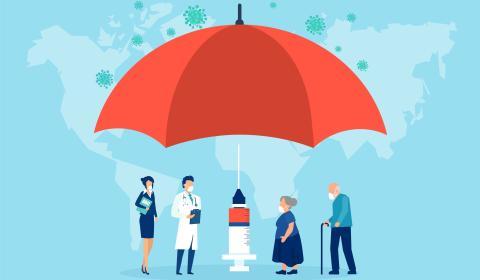"""Octave-Studie zu Impfreaktionen: Es ist nötig, """"alternative Methoden zum Schutz vor Covid-19 zu finden"""""""