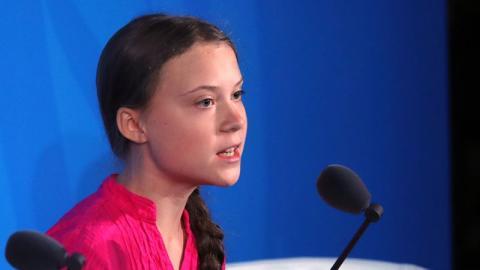 Greta Thunberg: Geschmacklose Aktion ruft jetzt die Polizei auf den Plan
