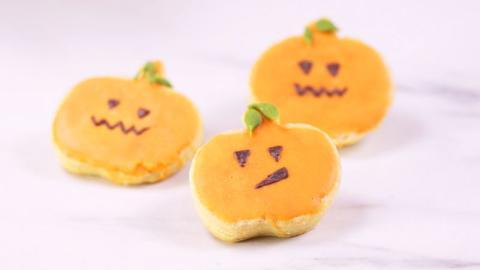 Kürbis-Plätzchen: Eine leckere Nascherei für Halloween