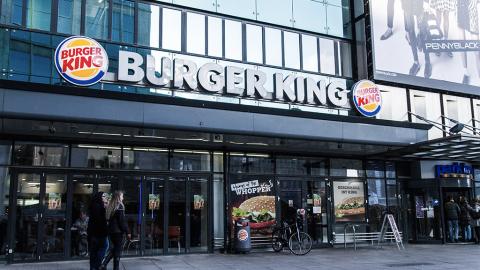 Burger King: Dieser Veggie-Burger regt Vegetarier so richtig auf!