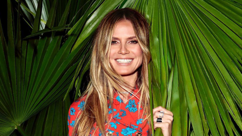 Heidi Klum zelebriert ungesunden Lebensstil auf Foto: Fans sind von ihr als Vorbild enttäuscht