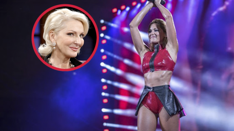 "Désirée Nick verteidigt Helene Fischers Outfit und nennt ZDF-Moderatorin ""spießige Kuh"""