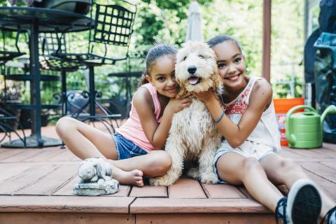 Studie deckt auf: Die Liebe zum Hund ist angeboren!