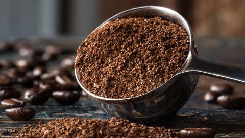 Darum ist Kaffeesatz zu schade zum Wegwerfen