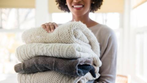 Flauschig durch den Winter: So verhinderst du, dass dein Pullover fusselt