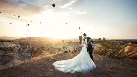 Türkisches Hochzeitsvideo: Millionen Menschen raten Braut zur Scheidung