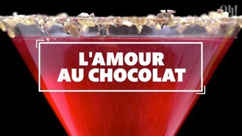 L'amour au chocolat: Versüßt euren Valentinstag mit einem leckeren Cocktail