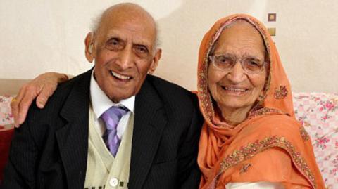 90 Jahre verheiratet: Das ist das Geheimnis ihrer Liebe