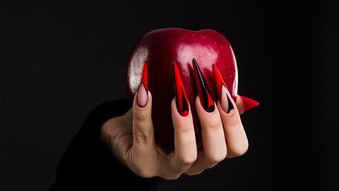 Halloween- Nail Art: So setzt du deine Fingernägel gekonnt in Szene