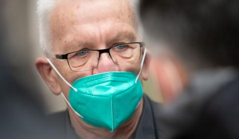 Winfried Kretschmann will das Bundesbildungsministerium abschaffen