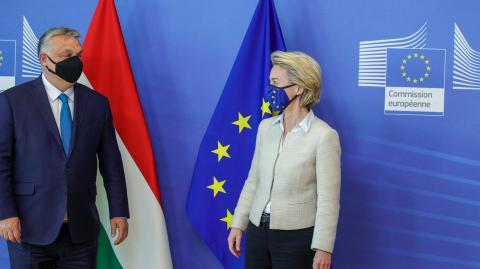 EU-Kommission droht Ungarn mit rechtlichen Folgen, wenn Anti-LGBTQ-Gesetz nicht zurückgenommen wird