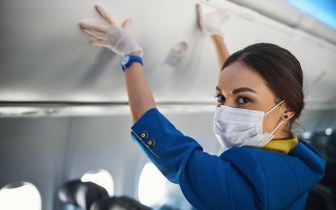 Wie bei Gelbfieberimpfung: Lufthansa will auf geimpftes Flugpersonal setzen