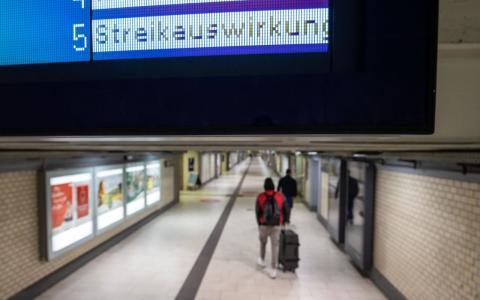 Erneuter GDL-Streik: Die Deutsche Bahn zieht Vorkehrungen, um die Folgen des angekündigten Streiks zu dämpfen