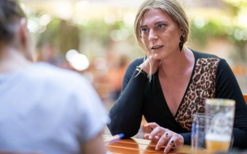 Historischer Moment bei Bundestagswahl: Erstmals ziehen zwei Transfrauen in den Bundestag