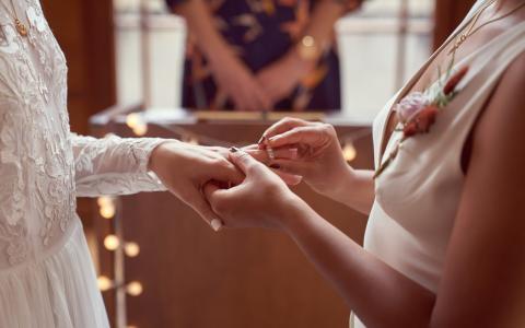 Nur 65 Prozent: Schweiz befürwortet die Ehe für alle