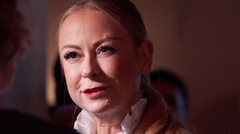 Zwischenfall bei Proben: Jenny Elvers wird ins Krankenhaus gebracht