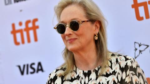 Meryl Streep: Eine Szene aus ihrem neuen Film sorgt für Kritik