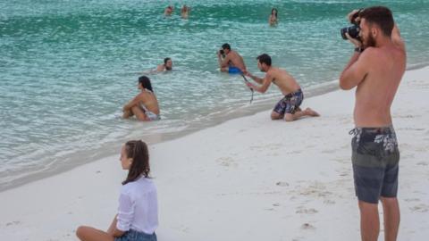 Finde den Fehler: Was stimmt nicht mit dem Urlaubsbild?