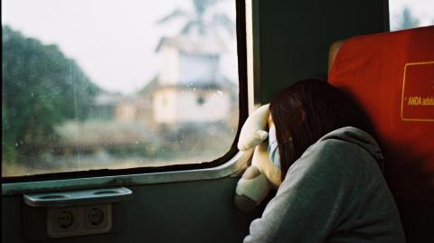 TikTok: Ein Trick, um auf Reisen gut zu schlafen