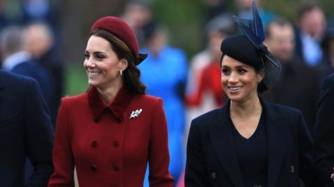 Royales Training von Kate und Meghan: So seht ihr auf Fotos immer umwerfend aus