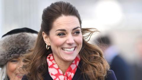 Faible für europäische Mode: Kate Middleton überrascht erneut in Kleid von Zara