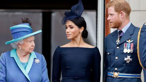 Rückschlag für Harry und Meghan: Die Queen verbietet ihnen die lukrative Nutzung ihres Namens