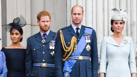 Das Ende der Fab Four: Prinz William lässt seinen Bruder Harry im Stich