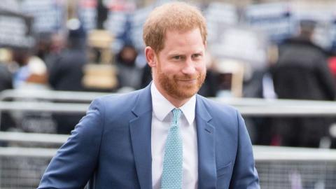 Opfer eines Telefonstreichs: Prinz Harry bringt die Royals in Verlegenheit