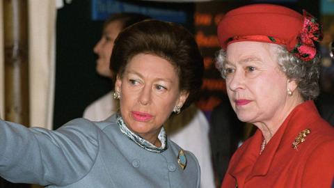 Bewegende Worte: Queen Elizabeth erinnert in Corona-Rede an ihre Schwester Margaret