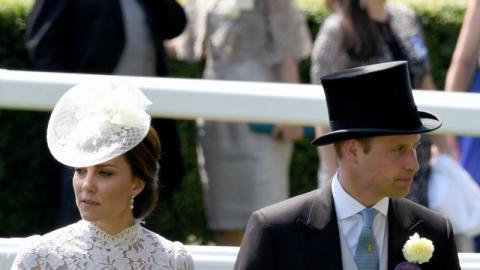 Neue Enthüllungen: So tröstete sich Kate, als mit William alles schieflief