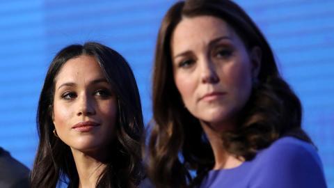 Geschrei im Palast: Meghans unmögliches Verhalten führt zu Zerwürfnis mit Kate