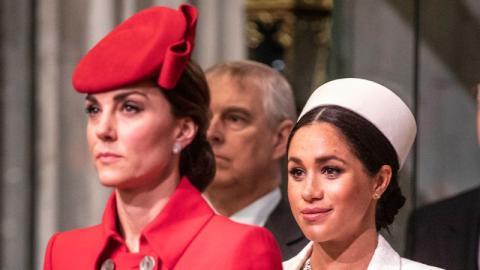 Schwägerinnen-Zoff: Meghan soll hinter dem Skandal-Artikel über Kate stecken