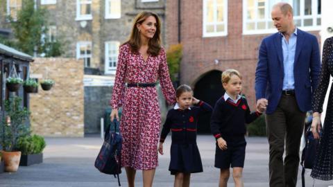Strenge Kate Middleton: Das lässt sie ihren Kindern nicht durchgehen